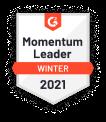 Medal momentum leader 2021