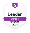 Medal leader europe winter 2021