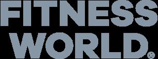 Fitness World logo