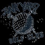 Junk yard golf club logo