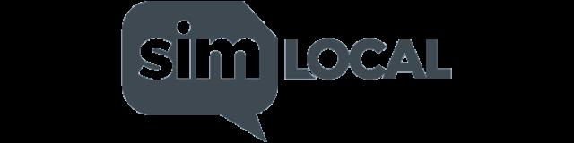 Sim local logo