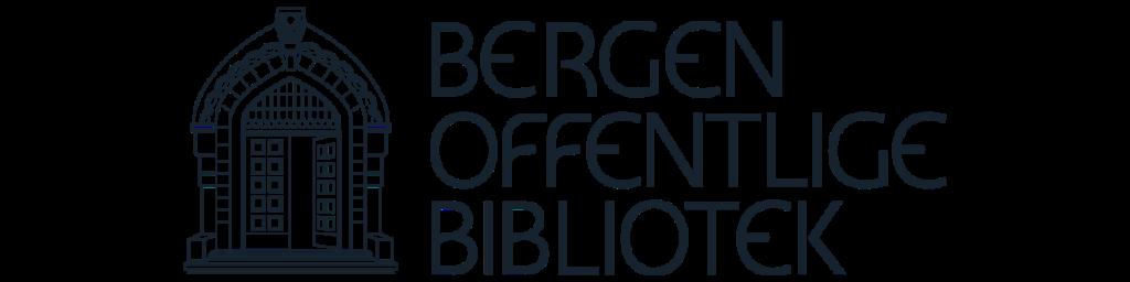 Bergen bibliotek logo