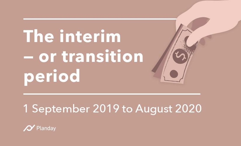 interim period