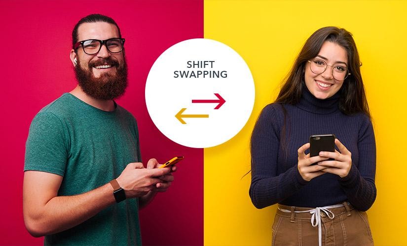 Swap shift