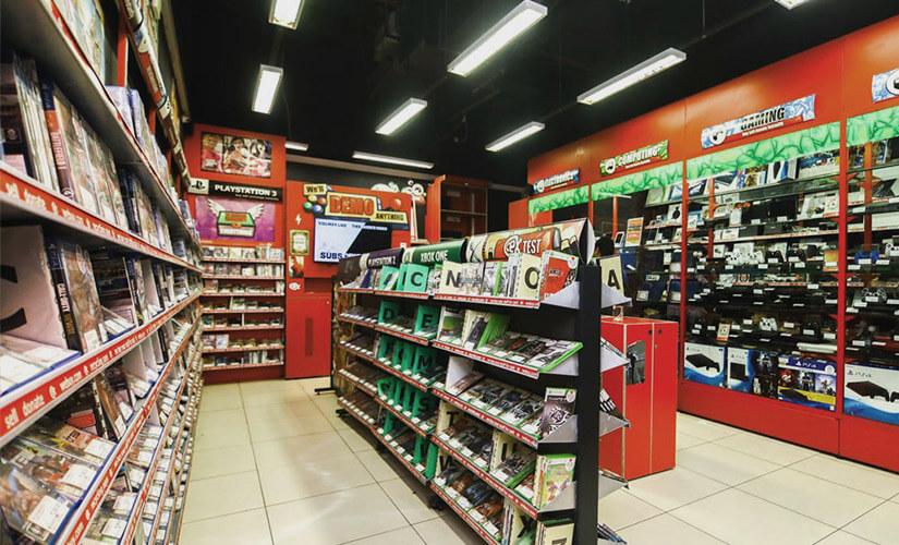 CeX shop