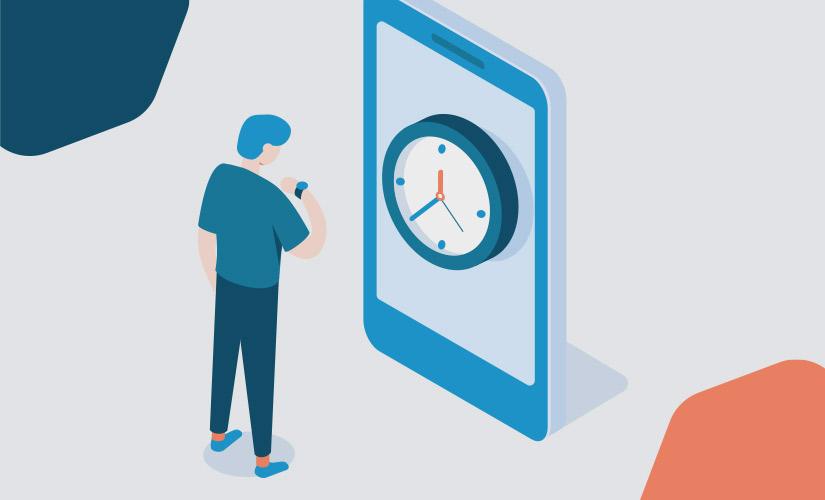 Tablet illustration