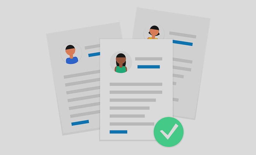Documents illustration