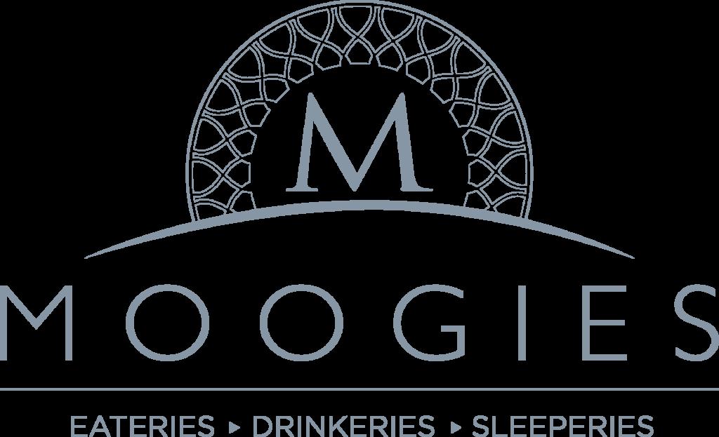 Moogies logo silver